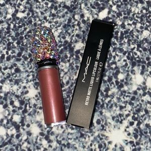 MAC Cosmetics Pearl Punk Retro Colour With Bling